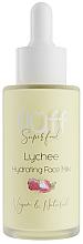 """Parfumuri și produse cosmetice Lapte hidratant pentru față """"Lychee"""" - Fluff Lychee Hydrating Face Milk"""