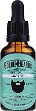 """Parfumuri și produse cosmetice Ulei pentru barbă """"Arctic"""" - Golden Beards Beard Oil"""