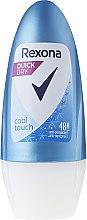Parfumuri și produse cosmetice Deodorant Roll-On - Rexona Cool Touch Woman Deodorant Roll-On