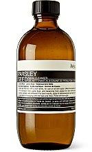 Parfumuri și produse cosmetice Demachiant facial cu extract de semințe de pătrunjel - Aesop Parsley Seed Facial Cleanser