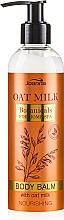 Parfumuri și produse cosmetice Balsam nutritiv de corp - Joanna Botanicals Oat Milk Body Balm Lotion