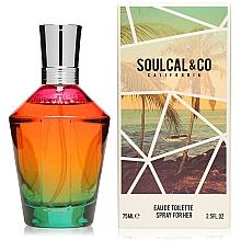 Parfumuri și produse cosmetice Soulcal & Co Eau de Toilette for Her - Apă de toaletă