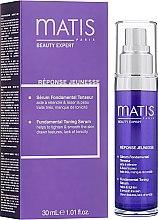 Parfumuri și produse cosmetice Ser facial pentru fermitatea pielii - Matis Reponse Jeunesse Fundamental Toning Serum