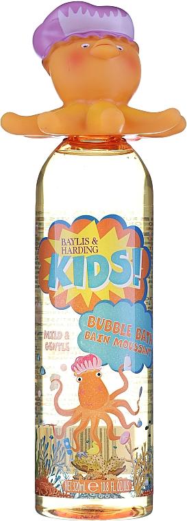 Spumă de baie, cu jucărie, caracatiță - Baylis & Harding Kids Bubble Bath Topper — Imagine N1