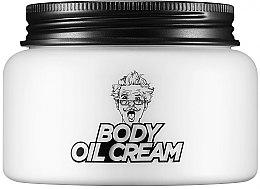 Parfumuri și produse cosmetice Cremă pentru corp - Village 11 Factory Relax-day Body Oil Cream