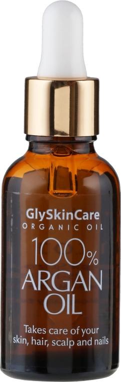 Ulei de argan pentru față - GlySkinCare 100% Argan Oil — Imagine N2