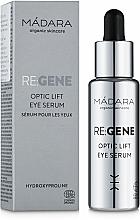 Parfumuri și produse cosmetice Ser pentru ochi - Madara Cosmetics Re: Gene Optic Lift Eye Serum
