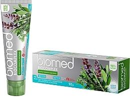 Parfumuri și produse cosmetice Pastă de dinți - Biomed Biocomplex