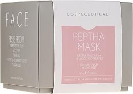 Parfumuri și produse cosmetice Cremă-mască cu extract de afine de noapte pentru față - Surgic Touch Peptha Mask