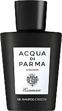 Parfumuri și produse cosmetice Acqua Di Parma Colonia Essenza - Șampon-gel pentru duș
