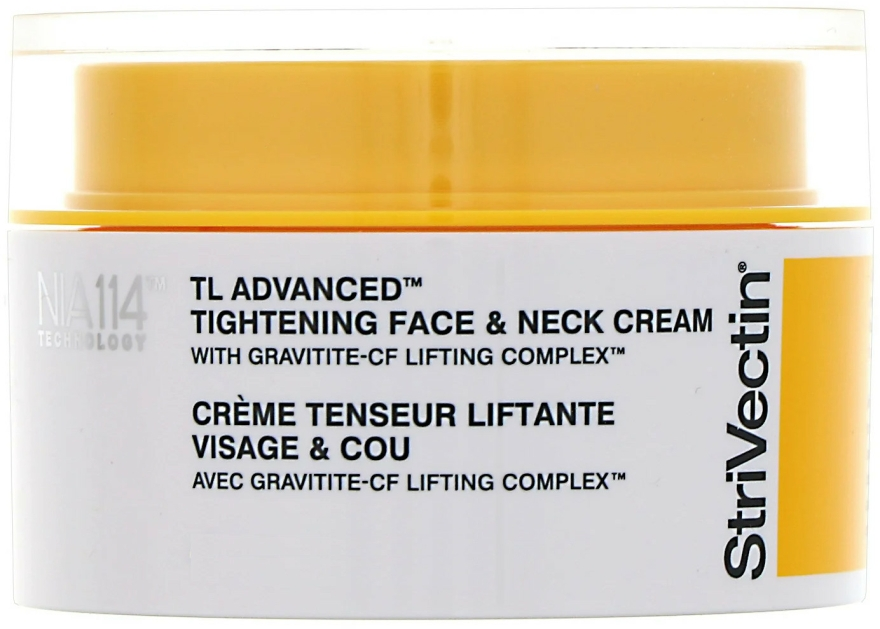 Cremă pentru față și gât - StriVectin Tl Advanced Tightening Face And Neck Cream — Imagine N1