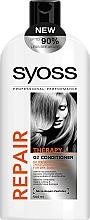 Parfumuri și produse cosmetice Balsam pentru păr uscat și deteriorat - Syoss Repair Therapy