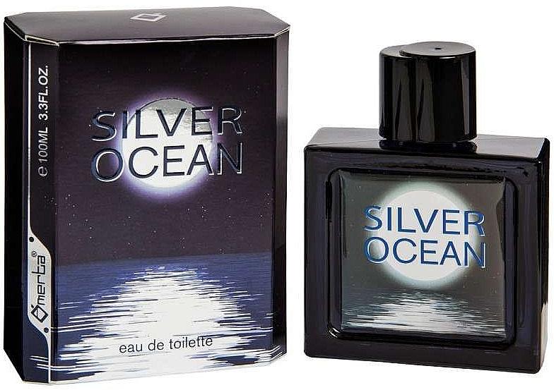 Omerta Silver Ocean - Apă de toaletă