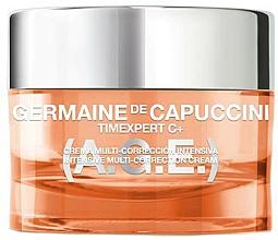 Parfumuri și produse cosmetice Cremă de față - Germaine de Capuccini Timexpert C+ (A.G.E.) Intensive Multi-Correction Cream