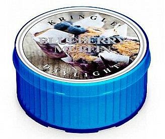 Lumânare de ceai - Kringle Candle Daylight Blueberry Muffin — Imagine N1