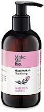 Parfumuri și produse cosmetice Săpun pentru mâini - Make Me Bio Garden Roses Soap