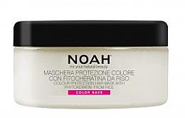 Parfumuri și produse cosmetice Mască cu orez și fitokeratină pentru păr vopsit - Noah Hair Mask With Rice Phytokeratine