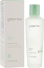 Parfumuri și produse cosmetice Tonic pentru față - It's Skin Green Tea Watery Toner