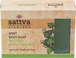 Parfumuri și produse cosmetice Săpun - Sattva Hand Made Soap Mint