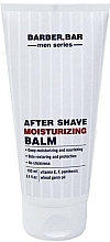 Parfumuri și produse cosmetice Balsam hidratant după bărbierit - Barber.Bar Men Series After Shave Moisturizing Balm
