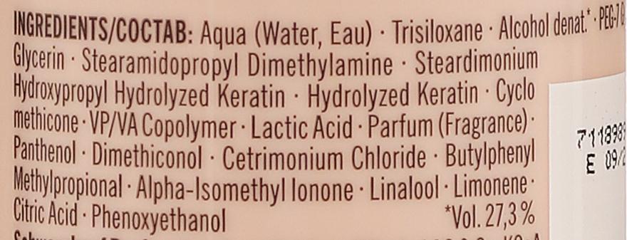 Spray pentru păr - Schwarzkopf Professional Bonacure Rejuvenating Spray Q10 Plus — Imagine N2