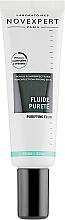 Parfumuri și produse cosmetice Fluid cu zinc pentru față - Novexpert Trio-Zinc Purifying Fluid