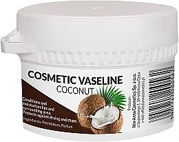 Parfumuri și produse cosmetice Cremă de față - Pasmedic Cosmetic Vaseline Coconut