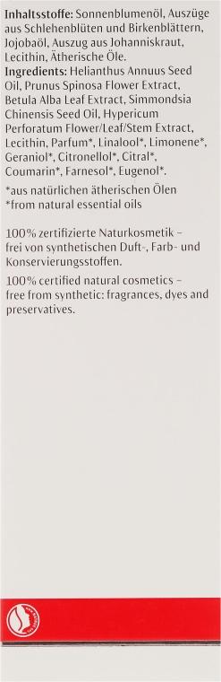 "Ulei de corp ""Coloană de flori"" - Dr. Hauschka Blackthorn Toning Body Oil — Imagine N3"