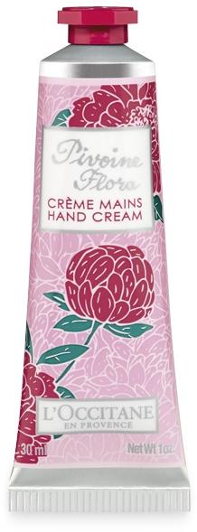 Cremă de mâini - L'Occitane Pivoine Flora Hand Cream — Imagine N1