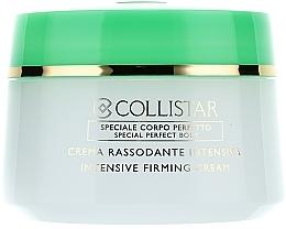Parfumuri și produse cosmetice Cremă intensivă pentru corp - Collistar Crema Rassodante Intensiva