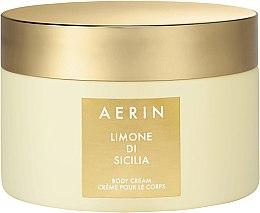 Parfumuri și produse cosmetice Estee Lauder Aerin Limone Di Sicila - Cremă pentru corp