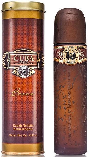 Cuba Brown - Apă de toaletă