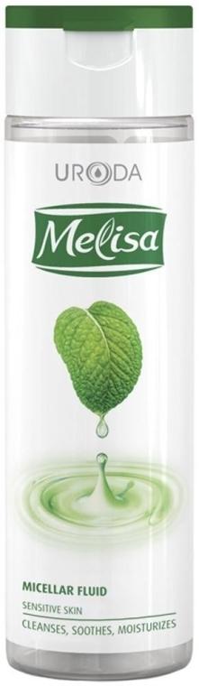 Apă micelară de față - Uroda Melisa Micellar Fluid