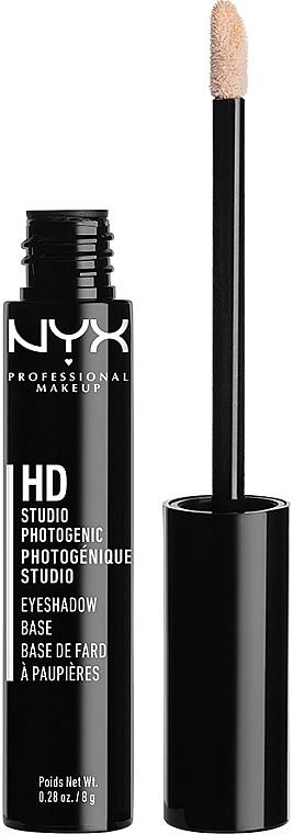 Bază pentru fardul de pleoape - NYX Professional Makeup High Definition Eye Shadow Base — Imagine N2