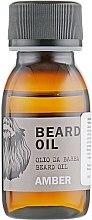 """Parfumuri și produse cosmetice Ulei pentru barbă """"Chihlimbar"""" - Nook Beard Club Beard Oil Ambra"""