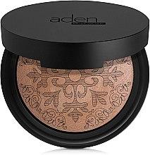 Parfumuri și produse cosmetice Pudră bronzantă - Aden Cosmetics Glowing Bronzing Powder
