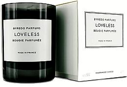 Parfumuri și produse cosmetice Lumânăre aromată - Byredo Fragranced Candle Loveless