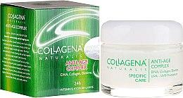 Parfumuri și produse cosmetice Cremă de față - Collagena Naturalis Anti-Age Complex Specific Care