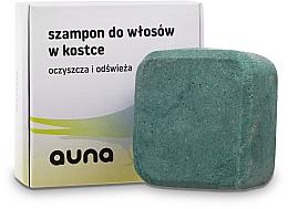 Parfumuri și produse cosmetice Șampon solid pentru păr - Auna Shampoo In A Bar