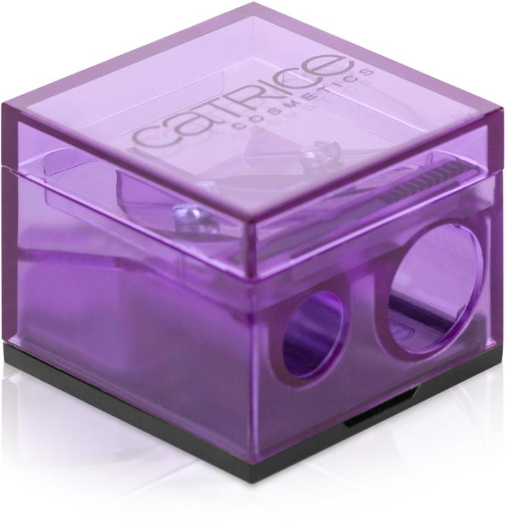Ascuțitoare pentru creioane cosmetice, purpuriu - Catrice — Imagine N1