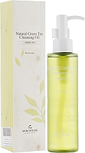 Parfumuri și produse cosmetice Ulei hidrofil cu extract de ceai verde - The Skin House Natural Green Tea Cleansing Oil