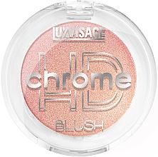 Parfumuri și produse cosmetice Fard de obraz - Luxvisage HD Chrome Blush