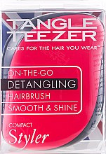 Set - Tangle Teezer Compact Styler Festival Pack (h/brush + d/shamp) — Imagine N4