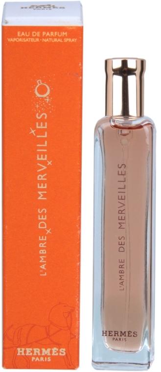 Hermes LAmbre des Merveilles - Apă de parfum (mini) — Imagine N1