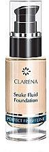 Parfumuri și produse cosmetice Fond de ten - Clarena Snake Fluid Foundation
