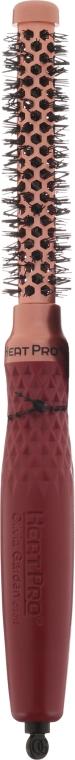 Perie rotundă pentru păr 12 mm - Olivia Garden Heat Pro Ceramic + Ion — Imagine N1