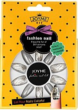 Parfumuri și produse cosmetice Set unghii false, cu adeziv, 3011 - Donegal Joyme Fashion Nail