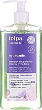 Parfumuri și produse cosmetice Șampon cu proteine de baobab african împotriva căderii părului - Tolpa Dermo Hair Anti Hairloss Shampoo