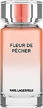 Parfumuri și produse cosmetice Karl Lagerfeld Fleur De Pecher - Apă de parfum