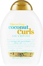 Parfumuri și produse cosmetice Șampon de păr - OGX Coconut Curls Shampoo